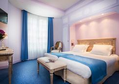 Hotel Lyon Bastille - Paris - Kamar Tidur