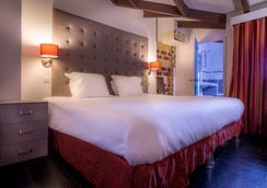 Hotel Eiffel Segur - Paris - Kamar Tidur