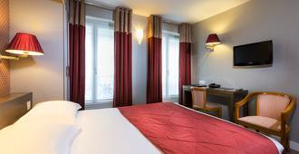 Hotel Passy Eiffel - Paris - Kamar Tidur