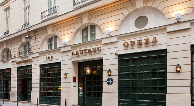 Hotel Lautrec Opera - Paris - Building