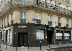 Gardette Park Hotel - Paris - Bangunan