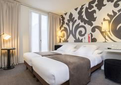 Gardette Park Hotel - Paris - Kamar Tidur