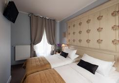 Hotel De Bellevue Gare du Nord - Paris - Kamar Tidur