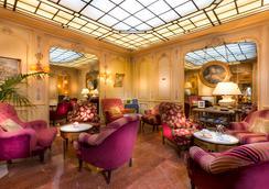 Hotel Belfast - Paris - Lobi