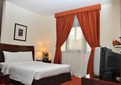 Danat Century Hotel Apartments - Abu Dhabi - Kamar Tidur