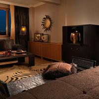 Divani Caravel Hotel Living Area
