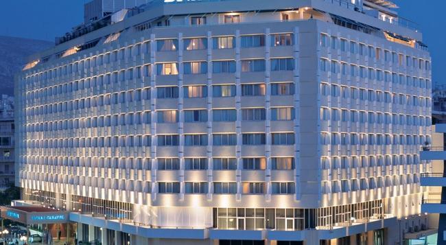 Divani Caravel - Athens - Building