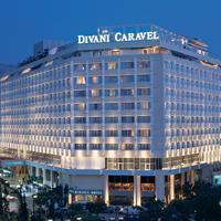 Divani Caravel Hotel Exterior