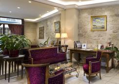 Hotel Cujas Pantheon - Paris - Lobi