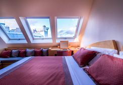 Hotel Pergolese - Paris - Kamar Tidur