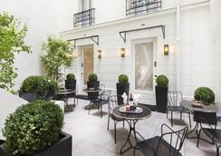 Hotel Balmoral - Paris - Atraksi Wisata