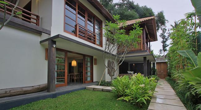 The Purist Villas & Spa - Ubud - Building