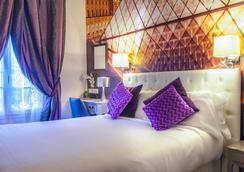 Hotel Ascot Opera - Paris - Kamar Tidur