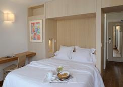 Hotel De Suez - Paris - Kamar Tidur