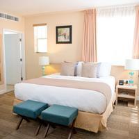 Villa Italia South Beach Guestroom View