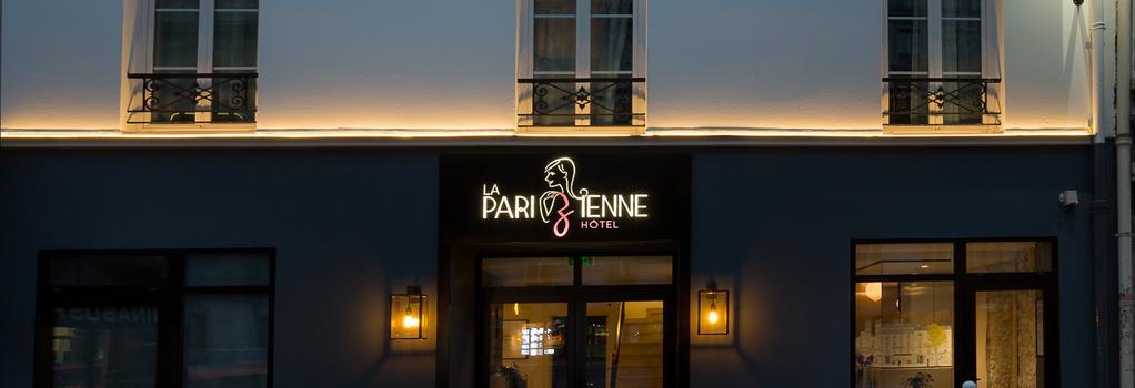 Hotel La Parizienne Paris - Paris - Building