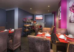 Appart Hotel Cosy Cadet - Paris - Restoran
