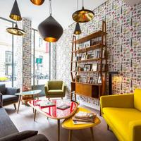 Hotel Crayon Rouge Lobby
