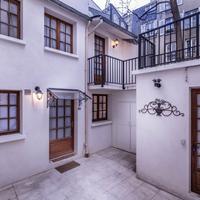 Hotel De Senlis Terrace/Patio