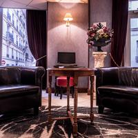 Hotel De Senlis Hotel Interior