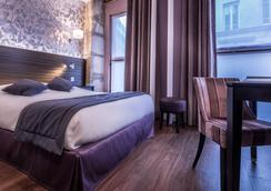 Hotel De Senlis - Paris - Kamar Tidur
