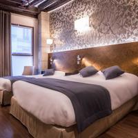 Hotel De Senlis Guestroom