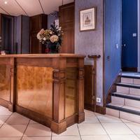 Hotel De Senlis Reception