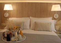 Hotel Omnium - Barcelona - Kamar Tidur