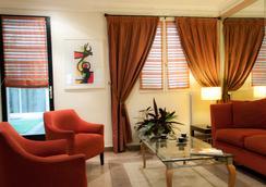 Des Deux Avenues Hotel - Paris - Lobi