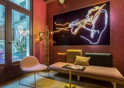 Idol Hotel - Paris - Lobi