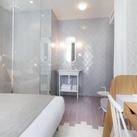 Le Lapin Blanc Guestroom