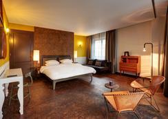 Hotel V Nesplein - Amsterdam - Kamar Tidur