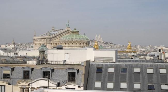 Hotel Volney Opera - Paris - Building