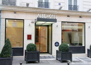 Albe Hôtel Saint-Michel
