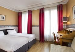Hotel Claude Bernard Saint Germain - Paris - Kamar Tidur