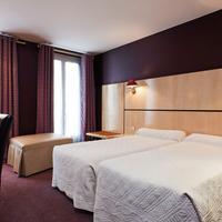 Hotel de l'Avenir Guestroom