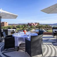 Hotel Sultana Royal Golf Outdoor Dining