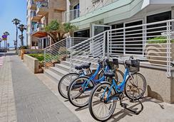 The Savoy Tel-Aviv, Sea Side - Tel Aviv - Atraksi Wisata