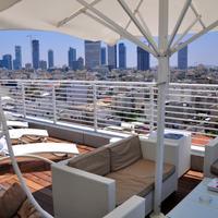 The Savoy Tel Aviv Sea Side Hotel Terrace/Patio