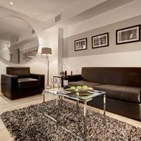 The Savoy Tel Aviv Sea Side Hotel Living Area