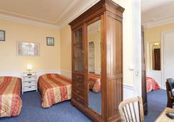 Pension Residence Du Palais - Paris - Kamar Tidur