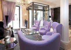 Hotel des Ducs d'Anjou - Paris - Lobi