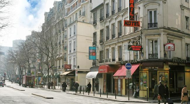 Corail - Paris - Building