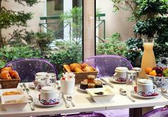 Aberotel Montparnasse - Paris - Restoran