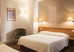 Central Hotel Paris - Paris - Kamar Tidur