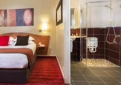 Europe Hotel Paris Eiffel - Paris - Kamar Tidur