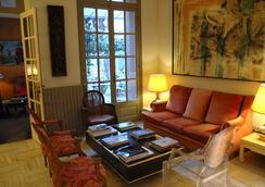 Hotel Beausejour Ranelagh - Paris - Lobi
