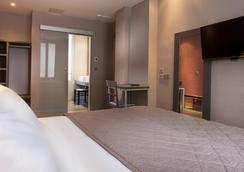 Hotel des Pavillons - Paris - Kamar Tidur