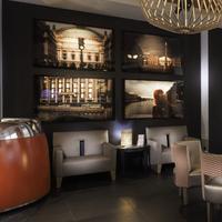 Hotel Atmospheres Lobby
