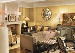 Hotel Saint Vincent - Paris - Lobi
